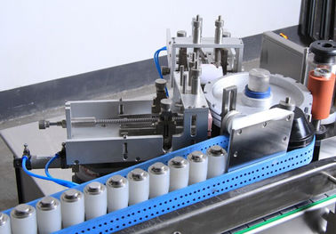 220V / 380V Food Processing Equipment , Carton Labeling Machine For Food Industry