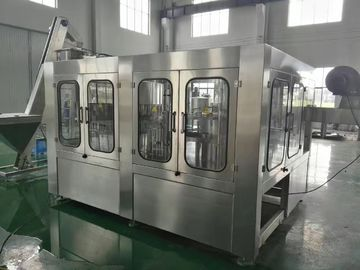 Drinkable Water Filling Production Line / Plant CE ISO Food Processing Equipment